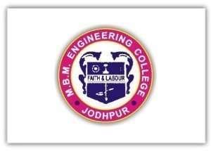 Mugneeram Bangur Memorial Engineering College, Jodhpur